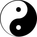 Yin und Yang, Harmonisches Gleichgewicht, Körper, Geist Seele
