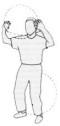 Qigong, Bodenständigkeit, Flexibilität